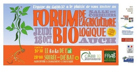 Forum de l'agriculture biologique : | Terroir | Scoop.it