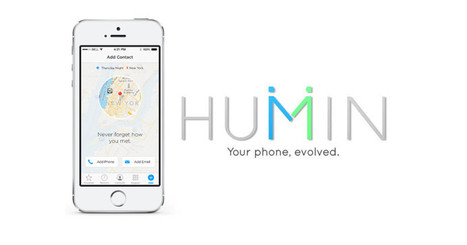 Humin lands on iOS to make your phone app more human | iPhones and IOS technology | Scoop.it