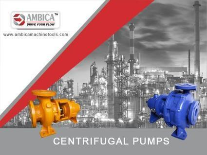 Get Centrifugal Pumps with Advanced Technologies | Buy the Best Pump from Centrifugal Pump Supplier | Scoop.it