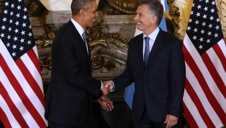 Macri Gives Go-Ahead to US Military Installations in Argentina | Global politics | Scoop.it