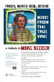 Musician Mike Seeger to be Remembered in Tribute Concert and ... | American Crossroads | Scoop.it
