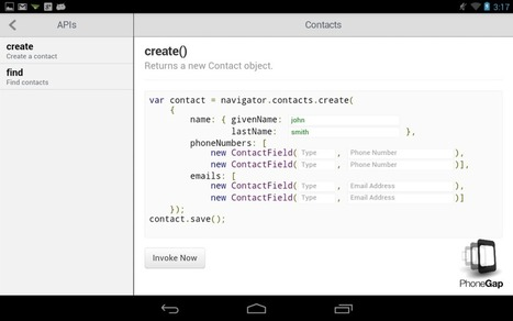 Christophe Coenraets | The Web Platform and Mobile Application Development | Best Backbone.js Collection | Scoop.it