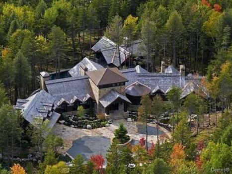 Complete Privacy | 802 Ch. des Skieurs, Mont-Tremblant, QC | Masterplanned Communities | Scoop.it
