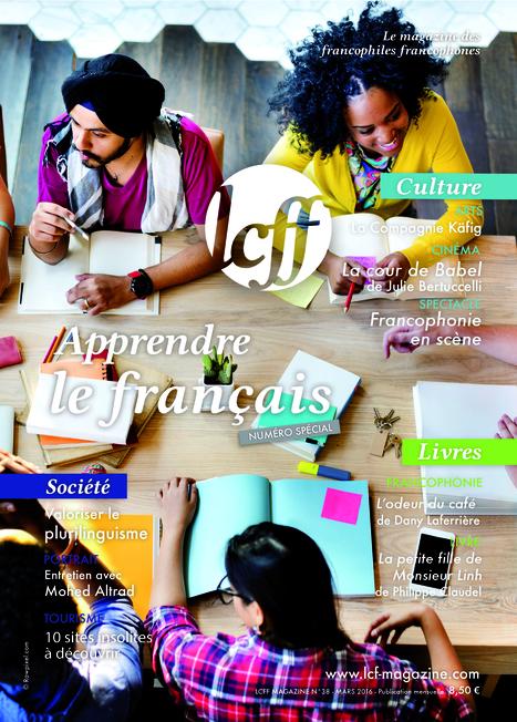 LCF magazine   Magazine Langue et cultures françaises et francophones LCFF   Scoop.it