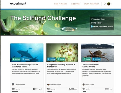 Round 4 of #SciFund Launched! | #SciFund | Scoop.it
