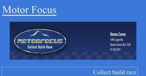 Motor Focus Collect build rac | Motorfocus Diecast Models | Scoop.it
