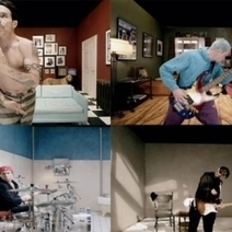 Red Hot Chili Peppers 'Look Around' Music Video | Fresh Music News | Scoop.it
