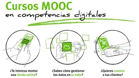 #MOOCs sobre competencias digitales | TIC et  TICE mais... en français | Scoop.it