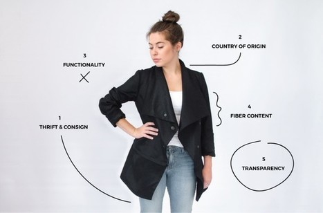 Confused About Sustainable Fashion? 5 Easy Tips for Buying Ethically. | Eco-Friendly Lifestyle | Scoop.it