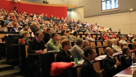 RTBF Info | ULg: 53ème congrès des professeurs de sciences, un métier en pénurie | L'actualité de l'Université de Liège (ULg) | Scoop.it