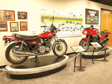 Kawasaki Motors Heritage Hall Motorcycle Museum | Muscle Bikes of America | Scoop.it