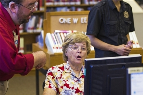 US seniors find it's never too late to learn social media | Go Social Media | Scoop.it