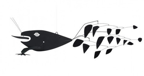 Warhol's Riot to Calder's Fish Fuel $500 Million Auction - American Hard Assets | New & Vintage Collectibles | Scoop.it