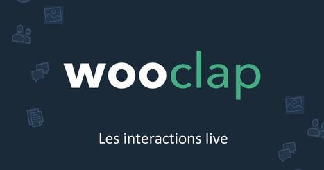 Wooclap_interactions.pptx | L'eVeille | Scoop.it
