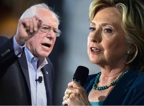 La batalla por Nueva York: #Sanders contra #Clinton - El Viejo Topo | Política & Rock'n'Roll | Scoop.it
