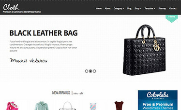 Cloth v1.3.0 Premium E-commerce WordPress Theme Download | PremiumTemplatesDownload | PremiumTemplatesDownload | Scoop.it