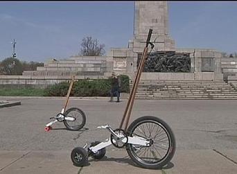Des vélos révolutionnaires | RoBot cyclotourisme | Scoop.it