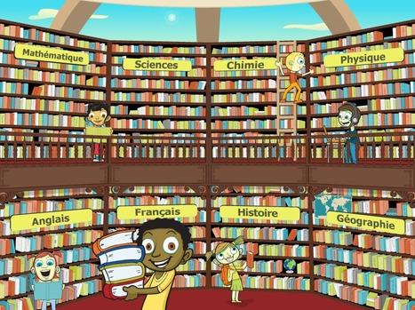 La bibliothèque virtuelle de Allo Prof | TICE, ... | Technopédago | Scoop.it