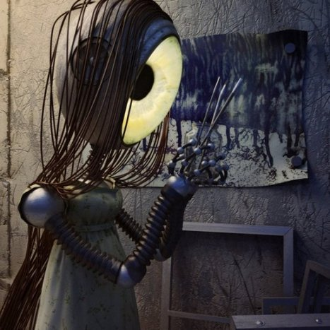 SURREALISME – ANDREY BOBIR | SPACE ART | SPACE ART | Scoop.it