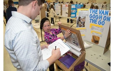 Teachers revive Invention Convention - ThisWeekNews | New inventions | Scoop.it
