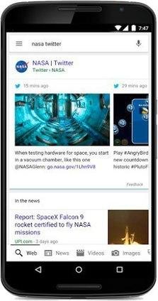 Twitter est de retour sur les résultats de recherche de Google | Geeks | Scoop.it