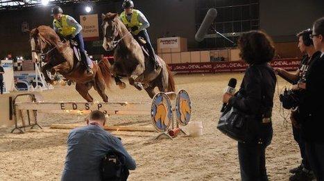 salon du cheval 2015 : avec la Garde Républicaine dans les coulisses d'un tournage - France 3 Basse-Normandie | Salon du Cheval | Scoop.it