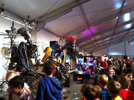 Robocup dag 4: grote drukte bij Nederland-Duitsland' - Eindhovens Dagblad | Robotica | Scoop.it