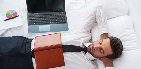 9 simple things successful people do before bed - Ziglar Vault | Good News For A Change | Scoop.it