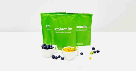 We review Ambronite v5, the newest meal-in-a-pouch all the way from Finland | Futurewaves | Scoop.it