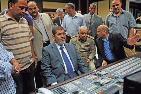 Égypte: Morsi prend ses marques face à l'armée   Égypt-actus   Scoop.it
