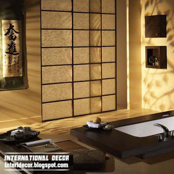 How to create a bathroom in the Japanese-style rules + 42 photo ideas for inspiration | House Porn | Scoop.it