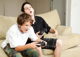 Video-game playing for less than an hour a day is linked with better-adjusted children, study finds   Social Media Impact on  relationships   Scoop.it