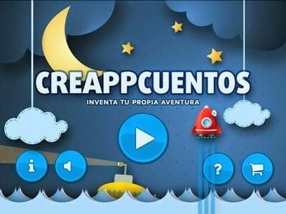AYUDA PARA MAESTROS: Creappcuentos - App para crear cuentos en pocos pasos | Español para los más pequeños | Scoop.it
