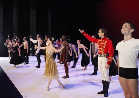 Gala Dansersfonds '79: complete top Nederlandse dans in één programma   dans in theaters   Scoop.it
