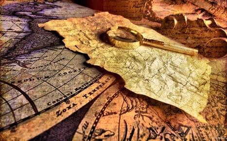 Le guide du cartographe - Première partie [Pacha cartographie]   DataViz   Scoop.it