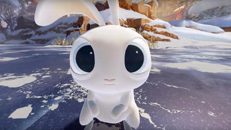 This Animated VR Film Features Adorable Alien-Fighting Bunnies | INTRODUCTION TO THE SOCIAL SCIENCES DIGITAL TEXTBOOK(PSYCHOLOGY-ECONOMICS-SOCIOLOGY):MIKE BUSARELLO | Scoop.it