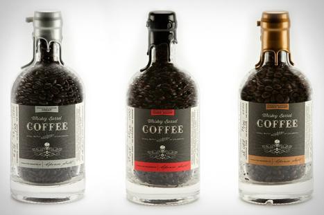 Grains de café au whisky - NEO-SAPIENS.FR - L'art de la sélection de produits | TENDANCES HOMME | Scoop.it