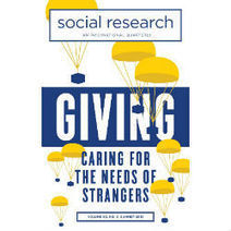 Volume 80 No. 2 (Summer 2013) Giving: Caring for the Needs of Strangers | Social Neuroscience Advances | Scoop.it