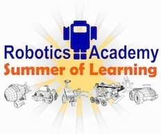 Advance Students' Interest in STEM Through Robotics Summer Learning | dream. design. make. | Scoop.it