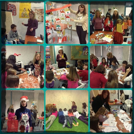 State English Teachers' Union of Serres: CHRISTMAS EVENT AT THE PUBLIC LIBRARY OF SERRES | TEUM Newsletter | Scoop.it