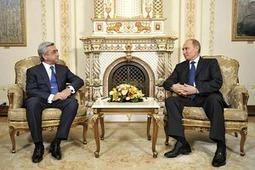 Armenia to join Russia trade bloc, surprises EU - EUobserver.com   macroeconomics   Scoop.it