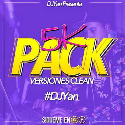 Pack 5K Versiones Clean Vol 26 - Dj Yan | Chile Remix | Scoop.it