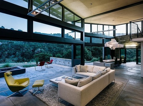 Butterfly House by Feldman Architecture | Home Adore | Architecture and Architectural Jobs | Scoop.it