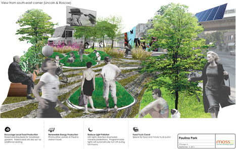 Pushing for a New Park in Chicago's Lakeview Neighborhood | green streets | Scoop.it