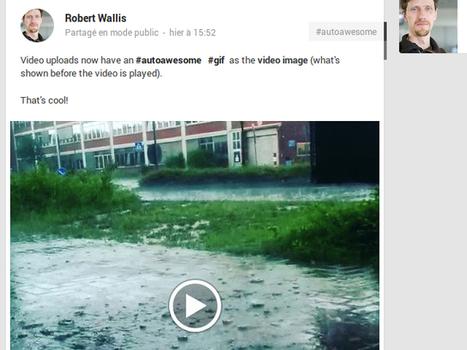 Google+ permet maintenant de prévisualiser une vidéo… en GIF | Adopter Google+ | Scoop.it
