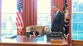 'Kid President' meets President Obama | Radio Show Contents | Scoop.it