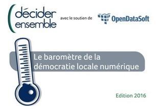 Le numérique, un outil au service de la démocratie locale l La Gazette des communes | Innovations sociales | Scoop.it