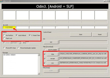 How To Install Jelly Bean 4.1.2 On Samsung Galaxy Note GT-N7000 (N7000XXLSA) - Geeky Android - News, Tutorials, Guides, Reviews On Android | Android Discussions | Scoop.it
