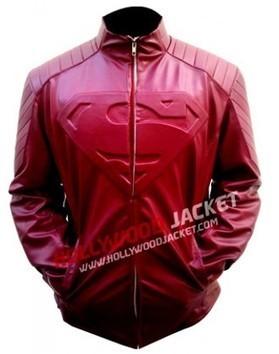 Superman Smallville Black Leather Jacket   Superman Smallville Black Jacket   Scoop.it
