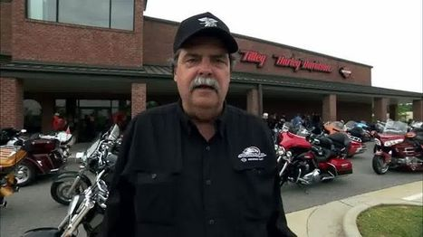 AMA Pro Flat Track's Facebook Wall: NASCAR Vice Chairman Mike Helton talks about the Don Tilley memorial ride and invites fans to come out to The Dirt Track at Charlotte for the Don Tilley Memorial... | California Flat Track Association (CFTA) | Scoop.it